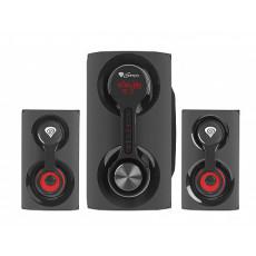 Sistem audio 2.1 Genesis Helium 700BT, 60 W, Black/Red