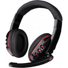 Căști Genesis H12, Black/Red