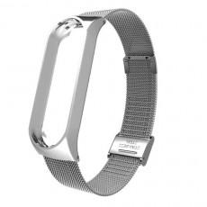 Curelușă Xiaomi Mi Band 5, Silver