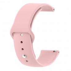 Curelușă Xiaomi Amazfit 20mm, Light Pink