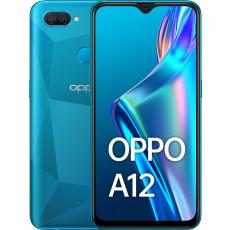 Smartphone Oppo A12 (3 GB/32 GB) Blue