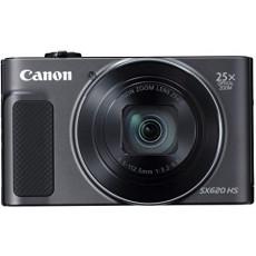 Aparat foto Canon PowerShot SX620 HS Black, Kit