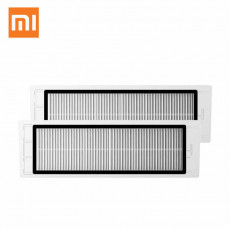 Aspirator Xiaomi Mi Robot Vacuum Filter for STYJ02YM (2-pack), White