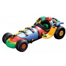 """Mic-O-Mic 089.021 Constructor din plastic """"Masina de curse"""""""