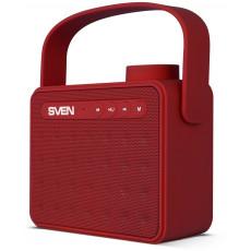 Boxă portabilă Sven PS-72, 6 W, Red