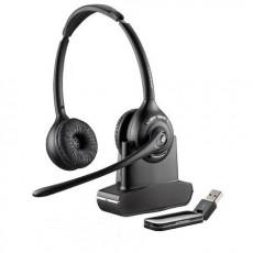 Căști Casca Call Center Wireless Savi W420, Black