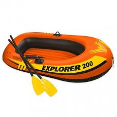 Barca gonflabila cu vasle Intex 58331