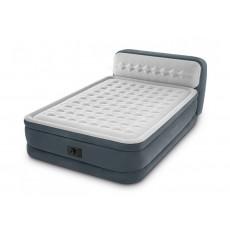 Saltea gonflabila Intex Ultra Plush Headboard Bed 64448