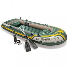 Barca gonflabila cu vasle Intex 68351