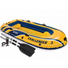 Barca gonflabila cu vasle Intex 68370