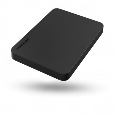 "2,5"" Hard Disk (HDD) extern 4.0 TB Toshiba Canvio Basics, Black (USB 3.0) (HDTB440EK3CA)"