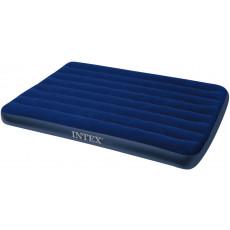 Надувной матрас Intex Classic Downy Bed 68758 (137x191x22 cm)