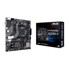 Placă de bază ASUS PRIME A520M-K (AM4/AMD A520)