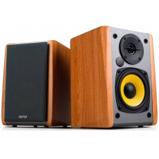 Sistem audio 2.0 Edifier R1010BT, 24 W, Brown