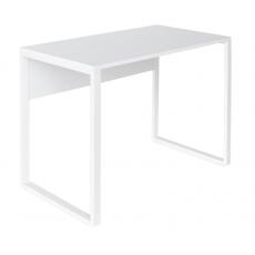 Masă de birou DP B-100, White/White legs