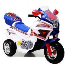 Motocicletă Baby Mix Alexis SKC-KB00101, Blue/White