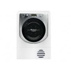 Uscător de rufe Hotpoint-Ariston AQC9 4F5 T/Z1, White/Black