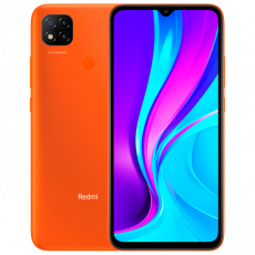 Smartphone Xiaomi Redmi 9C (3 GB/64 GB) Orange