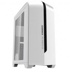 Carcasă Gamemax Centauri, White/Black (Micro-ATX)