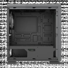 Carcasă Gamemax Dark Ranger, Black (Micro-ATX)