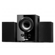 Sistem audio 2.1 Sven MS-81, 9 W, Black