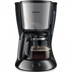 Cafetieră Philips HD7435/20, Black/Silver