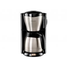 Cafetieră Philips HD7546/20, Black/Silver