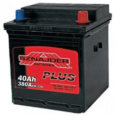 Baterie auto SZNAJDER Plus