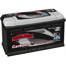 Baterie auto SZNAJDER Carbon EFB