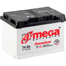 Baterie auto Amega Premium