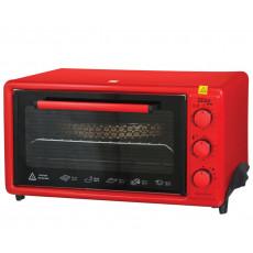 Cuptor electric Zilan ZLN5648, Red