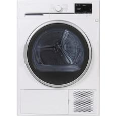 Uscător de rufe Sharp KDGHB8S7GW2EE, White/Black