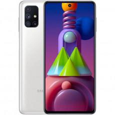 Smartphone Samsung Galaxy M51 (6 GB/128 GB) White