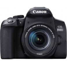 Aparat foto Canon EOS 850D, 18-55 IS STM