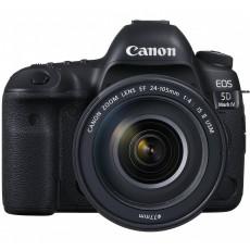 Aparat foto Canon EOS 5D MARK IV, 24-105mm F/4 L IS II USM
