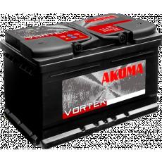 Baterie auto Akuma Vortek