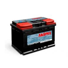 Baterie auto 75 Ah Akuma KOMFORT D26X