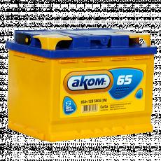 Baterie auto Akom 6CT-55 EFB