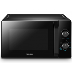 Cuptor cu microunde Toshiba MW-MM20PBK, Black