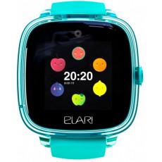Ceas cu GPS pentru copii Elari KidPhone 2 Fresh, Green