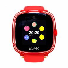 Ceas cu GPS pentru copii Elari KidPhone Fresh, Red