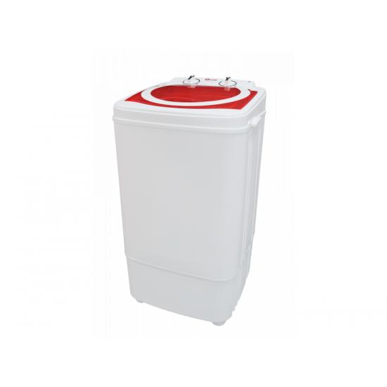 Maşină de spalat Luxim LU70-8DR, White/Red, 7 Kg