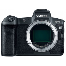 Aparat foto Canon EOS R, Body + Mount Adapter EF-RF