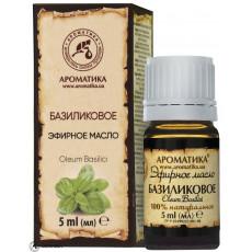 Ulei eteric de Busuioc 5 ml Aromatica