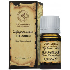 Ulei eteric de Neroli 5 ml Aromatica