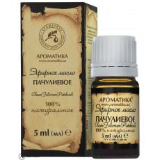 Ulei eteric de Paciuli 5 ml Aromatica