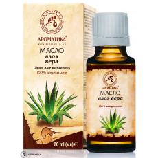 Ulei de Aloe vera 20 ml Aromatica