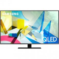 "Televizor QLED 50 "" SAMSUNG QE50Q80TAUXUA, Silver"