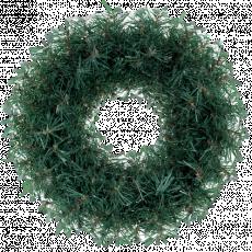 Coroană de Crăciun Classic, 60 cm