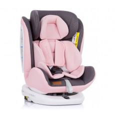 Scaun auto Chipolino Tourneo 360 STKTOU202BP, Pink